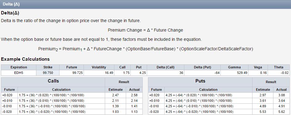 EDH5 Calcs 101